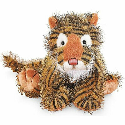 Peluche à collectionner Adorable Tigre félin chat GANZ Ty Beanie Tiger Plush