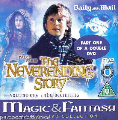 TALES FROM THE NEVERENDING STORY VOLUME ONE: THE BEGINNING (Daily Mail R2 DVD)