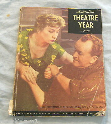 #vv.  Book - 1959 / 1960 Australian Theatre Year