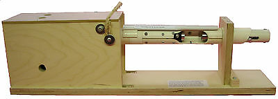 Automatic Electric Pecan Kinetic Cracker Plus Small Nut Wizard/ Picker-Upper