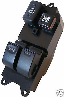 Electric Power Window Master Switch 84820-10070 For 1994-96 Toyota Camry 2 door