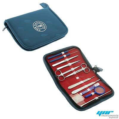 YNR 13 PCs Student Dissecting Kit Veterinary Surgical Diagnostic Examination CE