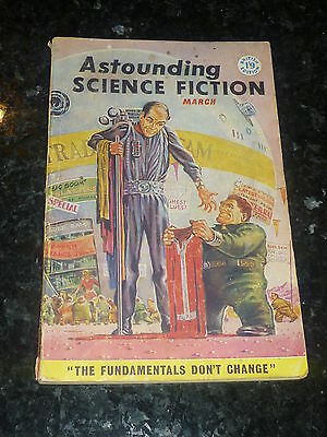ASTOUNDING SCIENCE FICTION - Vol XV No 3 - Date 03/1959 British Edition