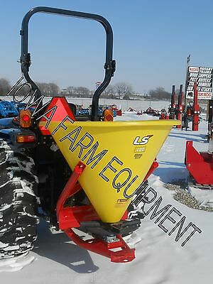 10 Bushel Poly Cone Seeder, Broadcast Seeder/Spreader, Fertilizer Spreader