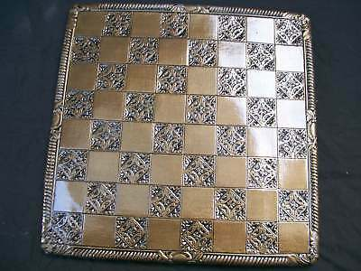 Handcrafted Medium Chess Board 32cm x 32cm