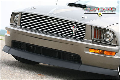 Cdc Front Black Chin Spoiler Fits 2005 2006 2007 2008 2009 Ford Mustang Gt