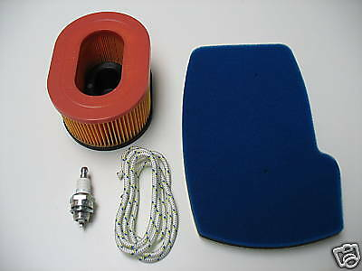Air Filter Service Kit Fits PARTNER K650 ACTIVE Disc Cutter