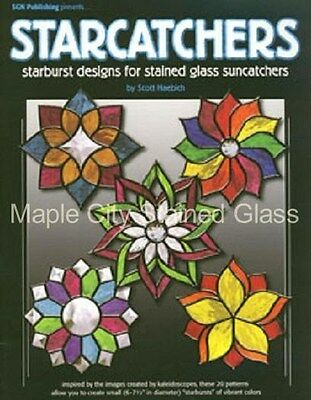 Stained Glass Pattern Book - STARCATCHERS PATTERNS  -  AWESOME