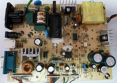 Repair Kit, ELO ET1515L-8CWA-1-G, LCD Monitor, Capacitors Only, Not entire board