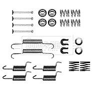 For  Impreza Wrx Legacy Forester Rear Handbrake Shoe Spring Clipsfitting Kit