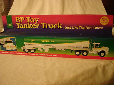 Collectable Bp Toy Tanker Truck Super 93-1994