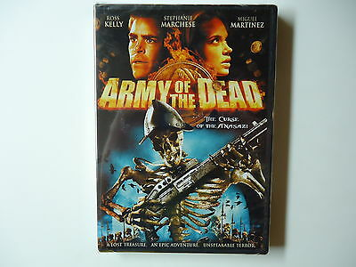 Army of the Dead (DVD, 2008) Brand NEW Sealed Authentic Horror