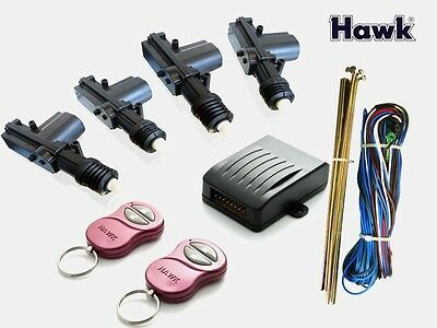 Universal*remote* Keyless Central Door Locking Kit Special Edition* Pink Fobs*