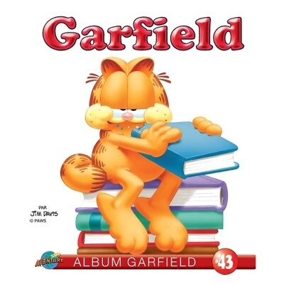 Garfield Tome 43 - Jim Davis