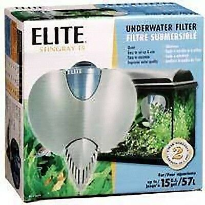 Elite Stingray Filter 15 Internal Quiet Filter Pump