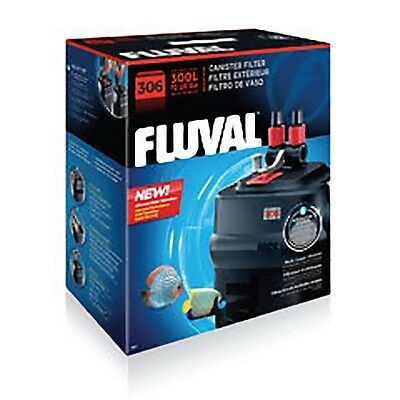 Fluval 306 External Aquarium Filter 1150lph Super Quiet