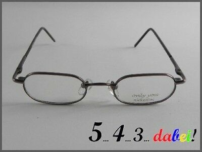 Max MURR only you Damen Brille Kinderbrille Brillengestell Metall lila NEU y2O5A