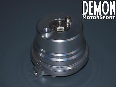 Spring Housing Cap for our 60mm External V Band Wastegate (Silver)