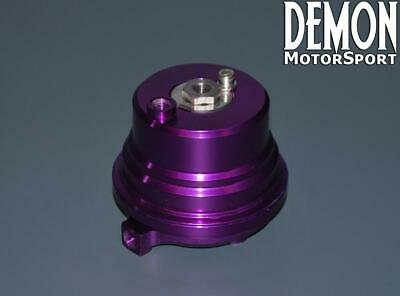 Spring Housing Cap for our 60mm External V Band Wastegate (Purple)
