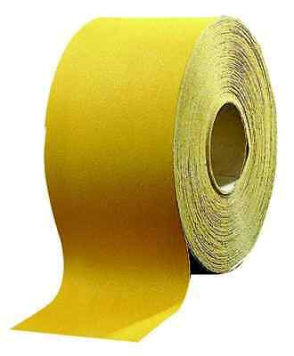 Schleifpapier Rolle 115mm x 20m P150 GOLDEN