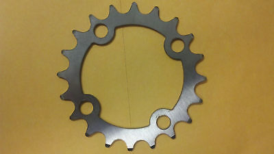 Mountain bike sprocket CHAINRING 20 TOOTH 64 BCD STAINLESS crank shimano racefac