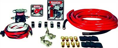 QuickCar 50-230 Street Stock Car Ignition Wiring Kit Switch Ignition Panel 2AWG