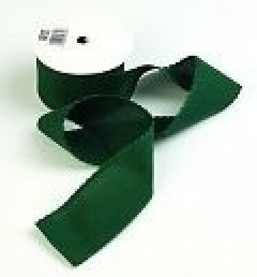 "Cross Stitch Aida Band Fabric 16 Count Holly Green  2"" Wide 1 Metre Long"