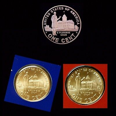 2009 P+D+S Lincoln Professional Set ~ Mint Proof & PD in Mint Wrappers