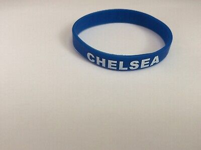 Chelsea wristband in Blue