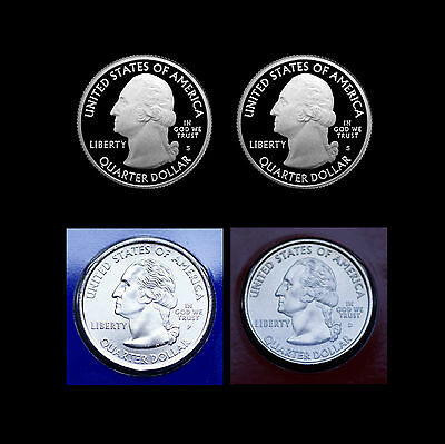 2009 P+D+S+S Puerto Rico Set ~ Silver & Clad Proofs + Satin PD in Mint Wrapper