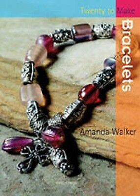Twenty to Make Bracelets Crafting Book - Amanda Walker