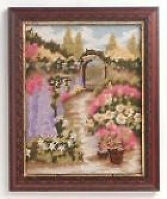"""Walled Garden Tapestry/Needlepoint Canvas - Anchor (MR779) - 12"""" x 9.5"""""""