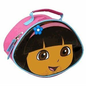 Dora Lunchbox lunch bag insulated Licensed Original new w tags