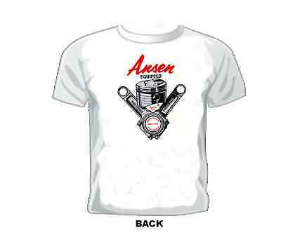 Vintage Race T-shirt Ansen Equipped