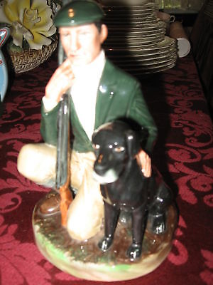 Royal Doulton The Gamekeeper  #hn2879 1993 Limited