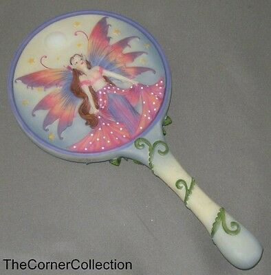 "Molly Harrison ""visitor"" Fairy Hand Mirror"