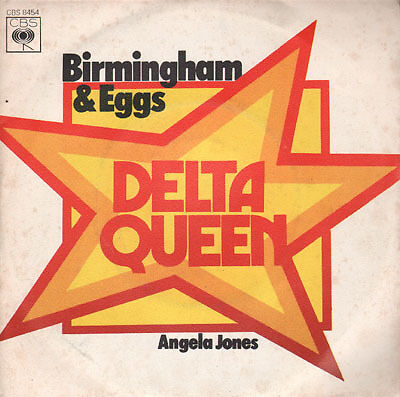 Birmingham & eggs - Delta queen/Angela jones