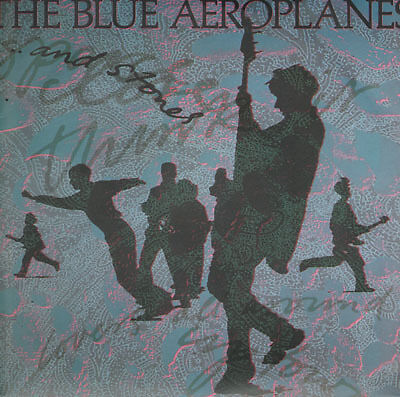 Blue aeropanes - And stones/II