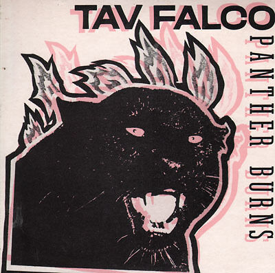 Tav falco - Panther burns
