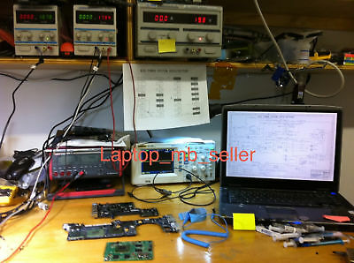 Any DELL Laptop Motherboard Flat Rate Repair Service