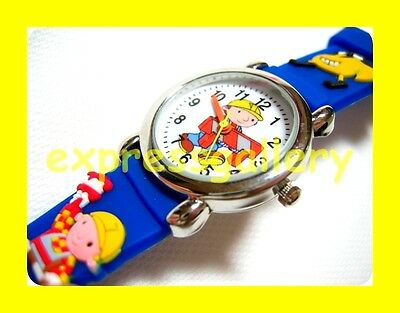 *NEW* Bob the builder children's Watch Brand new free shipping