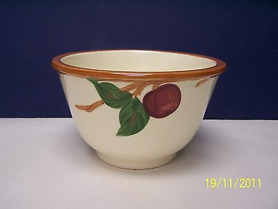 Franciscan Apple Mixing Bowl  N/R