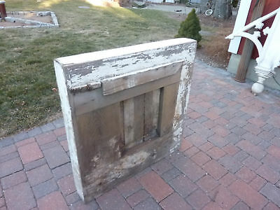"c1830 LARGE doric column capital blocks 36"" sq x 5"""