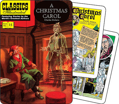 Classics Illustrated A Christmas Carol - Modern # 15