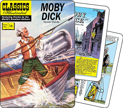 Classics Illustrated Moby Dick - Modern # 16