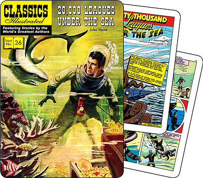 Classics Illustrated 20,000 Leagues Under the Sea - Modern # 26