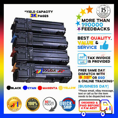 8pcs BLACK COLOUR C2120 TONER CARTRIDGE for Fuji Xerox Docuprint C2120 PRINTER
