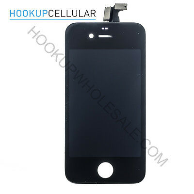 Replacement iPhone 4 GSM LCD Touch Screen Digitizer Assembly USA Black