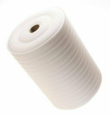 "376' x 24"" Tall Foam Wrap 1/16"" Thick Roll Perforated Every 12"" Free Shipping"