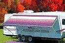 CAREFREE OF COLORADO RV Awning Canopy Fabric Replacement 16 FOOT NEW